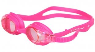 Slapy JR dětské plavecké brýle, růžové