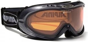 ALPINA - lyžařské brýle Colambo, gun