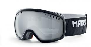MARKER - brýle 4:3 black/clarity mirror