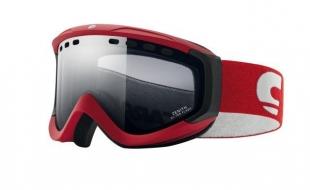 CARRERA - sjezdové brýle ZENITH bílá Filtr: Hyper brown