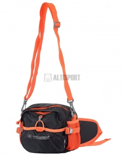 Ledvinka trimm verso black/orange (3,6 l)