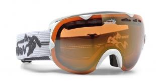 Lyžařské brýle DEMON - LEGEND white