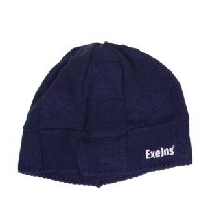Zimní čepice ExeJns, modrá