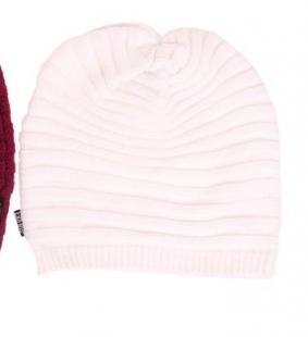 Zimní čepice ExeJns, bílá