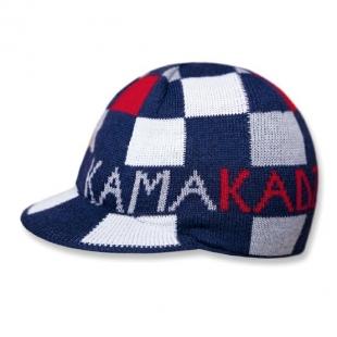 Pletená zimní čepice Kama