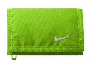 Peněženka Nike Basic Wallet Voltage green