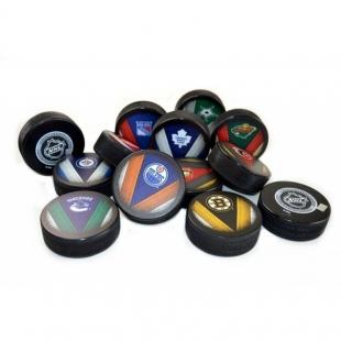 Fanouškovské puky NHL (1 ks)