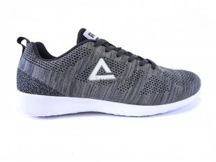 Pánské sportovní boty Peak casual shoes, šedá magnetic