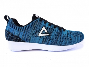 Pánské sportovní boty Peak casual shoes, modrá crystal/černá