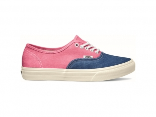 Unisex boty Vans U AUTHENTIC SLIM (WASHED 2 TONE)