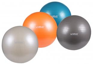 Gymball Anti-Burst gymnastický míč (55 cm), modrá