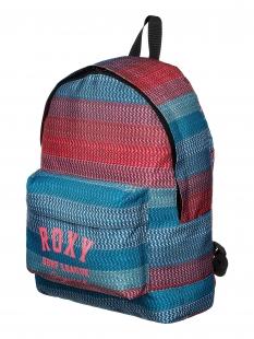 Batoh Roxy Sugar Baby Girl - BRW6/Panama Zigzag Stripes Moroccan (16 L)