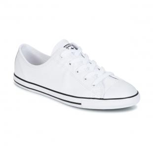 Dámské boty Converse DAINTY LEATHER OX Bílá