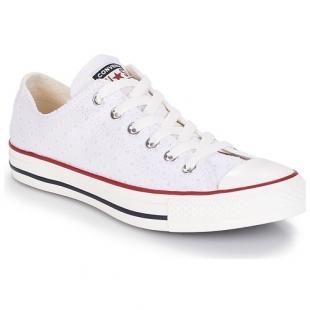 Dámské boty Converse Chuck Taylor All Star-Ox Bílá