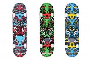 Skateboard TIGER