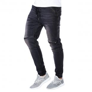 Pánské riflové jogger kalhoty Edward