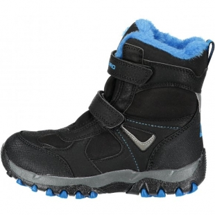 Dětské zimní boty ALPINE PRO WANO MODRÁ