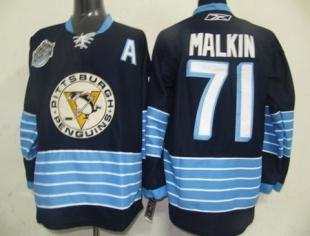 Dětský dres Pittsburgh Penguins Winter Classic 2011 - Yevgeni Malkin #71    použité boží