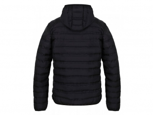 ITALL pánská bunda do města černá/modrá