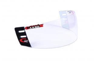 """Hokejové plexi CarbonSpeed CS5 - varianta """"krabička"""""""