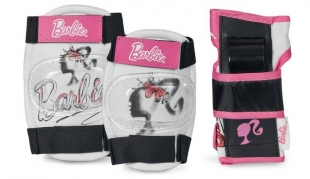 Chrániče Barbie Fashion Sketch (sada)