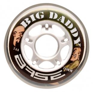 Kolečka Base Big Daddy Indoor (4ks)