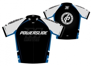 Závodní dres Powerslide Men - krátky