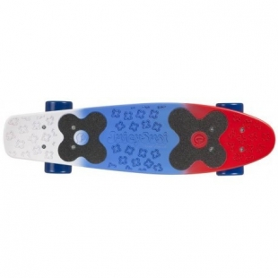 Skateboard Choke Juicy Susi Elite Red Blue