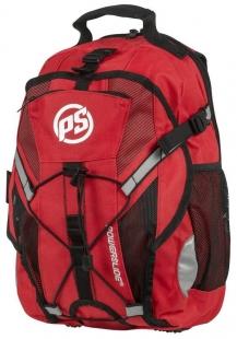 Batoh Powerslide Fitness Backpack Red 13,6l