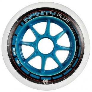 Kolečka Powerslide Infinity Plus Blue (4ks)