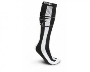 Ponožky Chaya Derby Kinckerbocker White