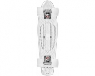 Skateboard Choke Juicy Susi Elite Clear LED