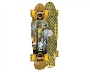 Skateboard Star Wars Bling Bling Vader Copper