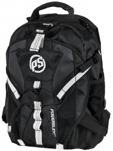 Batoh Powerslide Fitness Backpack Black 13,6l