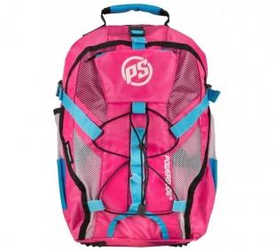 Batoh Powerslide Fitness Backpack Pink 13,6l