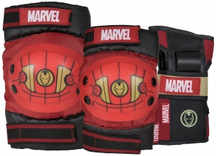 Chrániče Marvel Iron Man