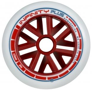 Kolečka Powerslide Infinity Plus Red (6ks)
