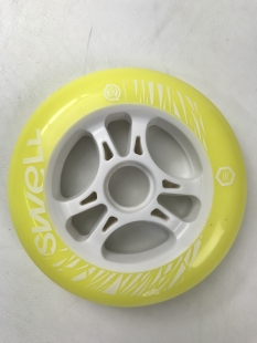 Kolečka Powerslide Swell Yellow (1ks)
