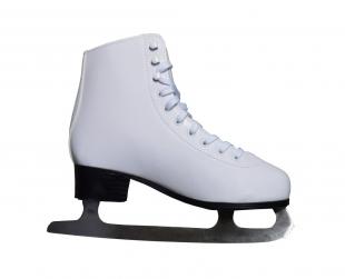 Lední brusle Playlife Classic White