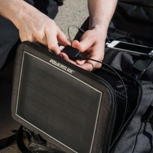Batoh Universal Bag Concept Solar Source