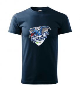 Triko HC BAK Trutnov (hlavní logo) - modrá