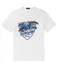 Triko HC BAK Trutnov (hlavní logo) - bílá