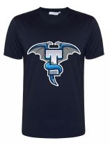 Triko HC BAK Trutnov (alt logo) - modrá
