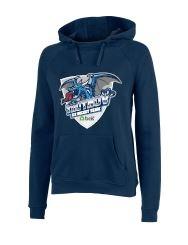 Mikina HC BAK Trutnov (hlavní logo) - modrá