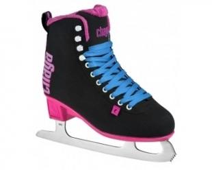 Lední brusle Chaya Classic Black/Pink