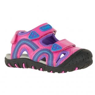 Dětské polouzavřené sandály Kamik