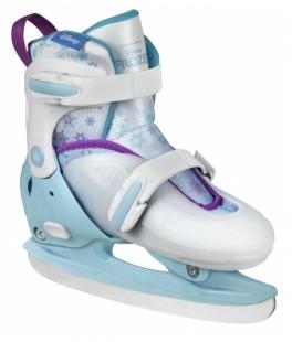 Dětské lední brusle Disney Frozen Sisters Rule