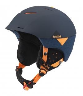 Pánská lyžařská helma Bollé SYNERGY Soft Navy&orange