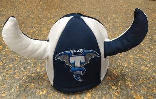 Vikingský klobouk HC Trutnov - alternativní logo