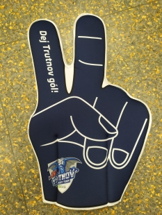 Fans ruka HC Trutnov - hlavní & alternativní logo